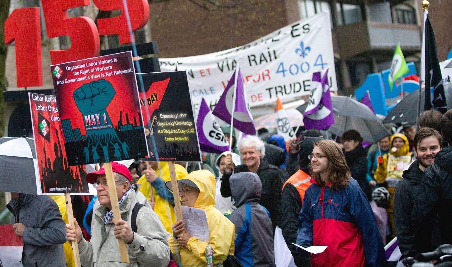 Salaire minimum à 15$: la campagne redémarre