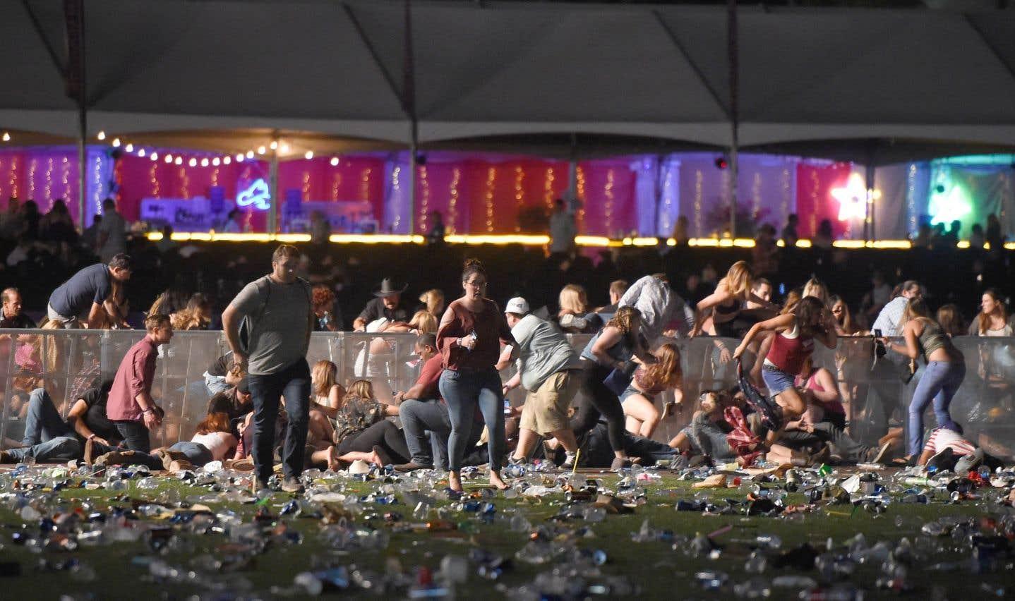 Fusillade de Las Vegas: encore un homme. Pourquoi?