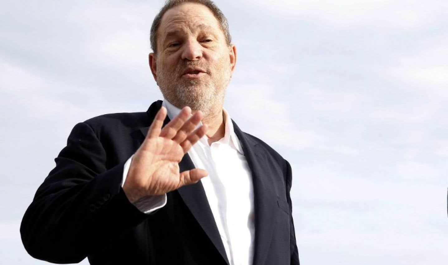 Harvey Weinstein est licencié par son propre studio de cinéma