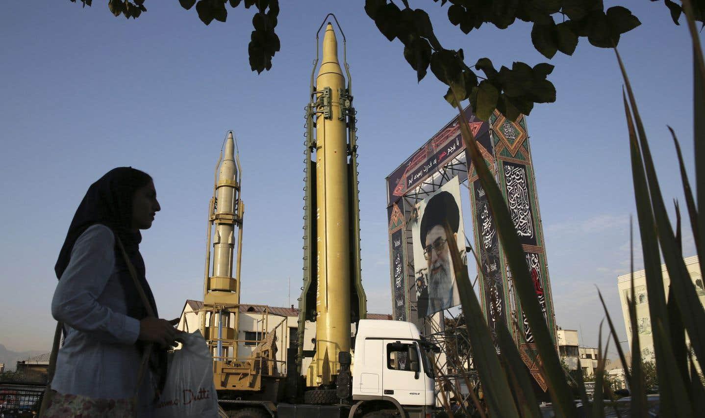 Nucléaire iranien: quel sera l'impact de la décision de Trump sur la Corée du Nord?