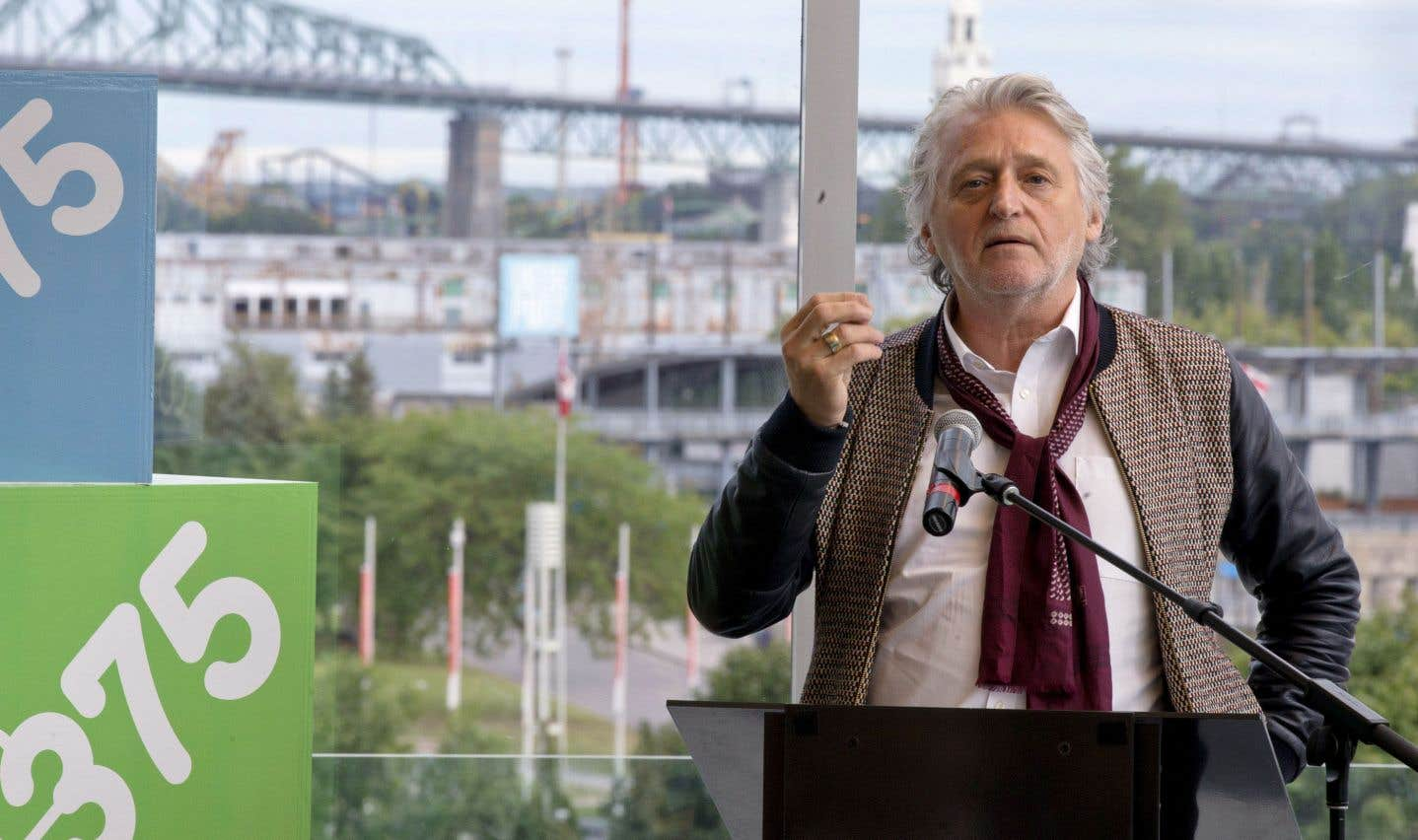 Allégations d'inconduite sexuelle: la chute de Gilbert Rozon secoue Paris