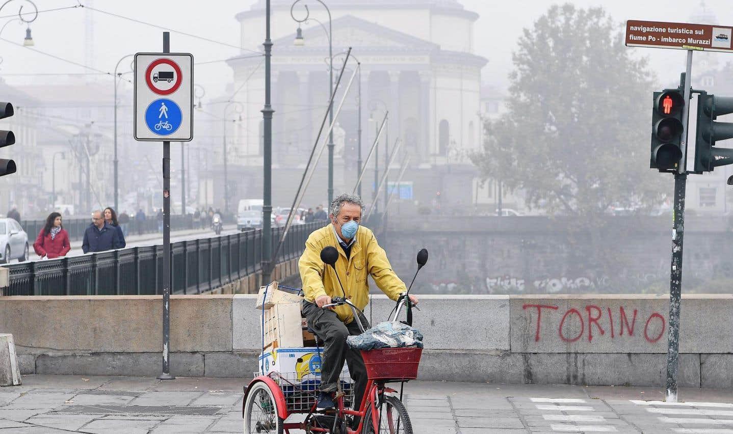 La pollution est plus mortelle que la guerre et la famine