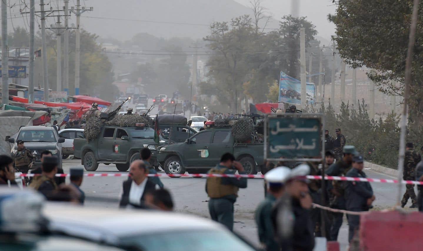 Plus de 200 morts en 5 jours à Kaboul après un nouvel attentat