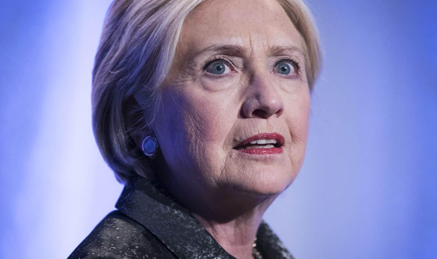 Hillary Clinton a présenté son livre «Ça s'est passé comme ça» à Montréal, lundi soir