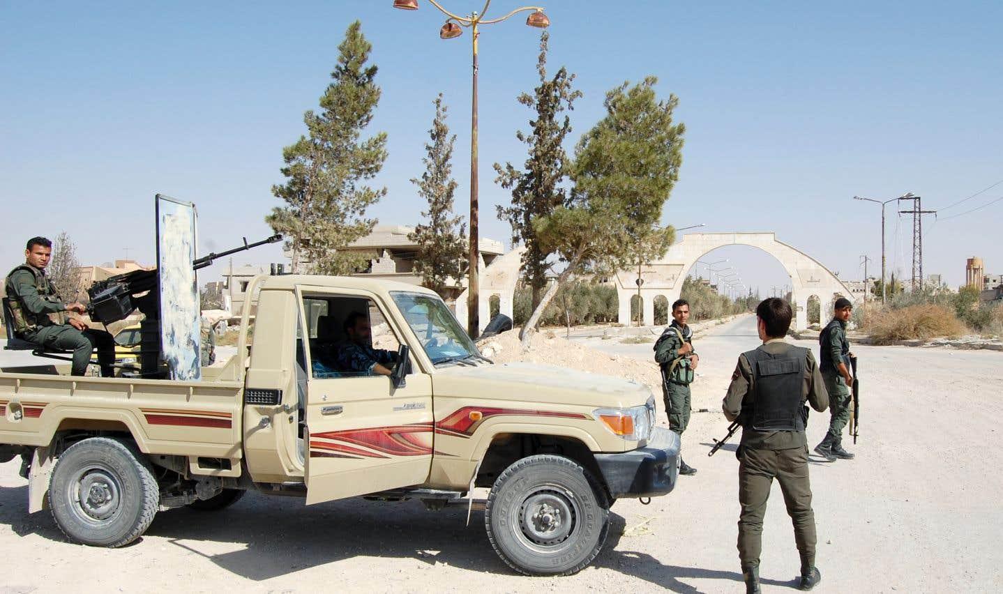 Le groupe État islamique accusé de nouvelles exactions en Syrie