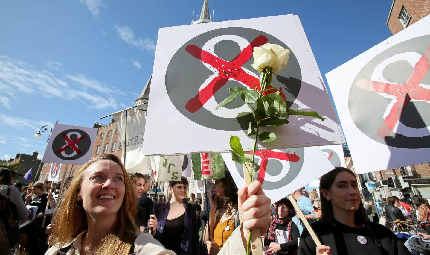 L'interdiction de l'avortement en Irlande du Nord devant la Cour suprême