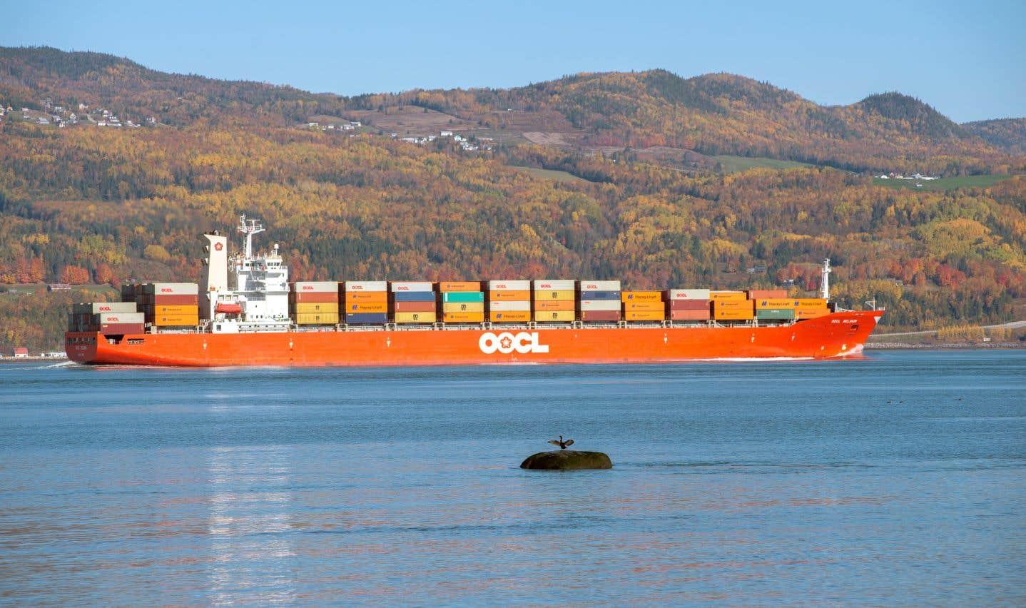 Pour leur part, les importations ont affiché une baisse de 6,5% en août au Québec.