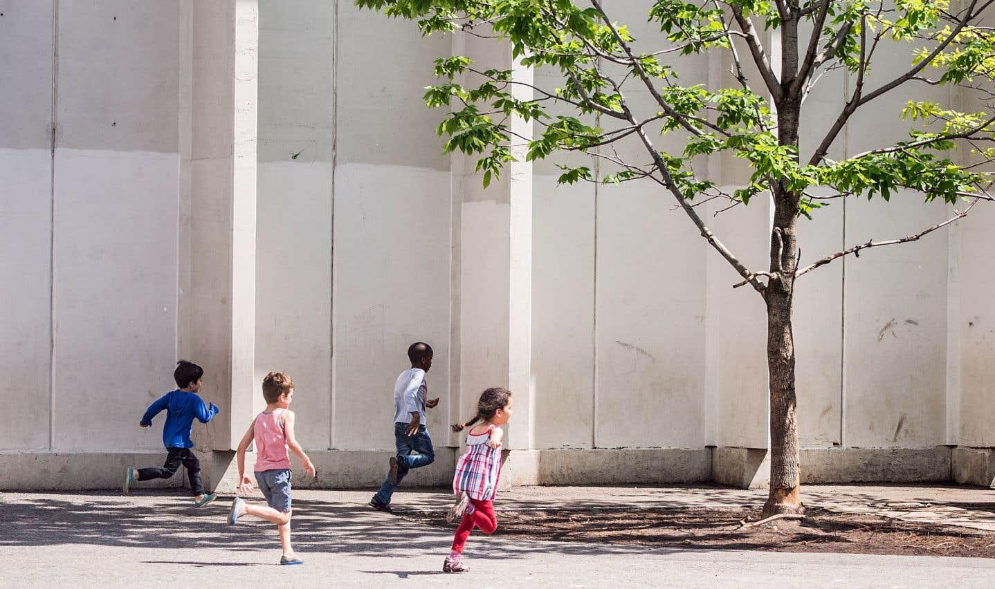 «L'école de quartier joue vraiment son rôle quand les parents et le personnel s'y engagent», note Pascale Grignon, du mouvement citoyen Je protège mon école publique.
