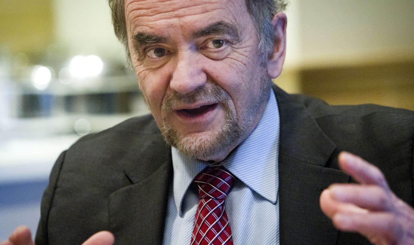 Le directeur général de l'Institut sur la gouvernance d'organisations privées et publiques (IGOPP), Michel Nadeau, a donné mercredi son appui à titre de citoyen.