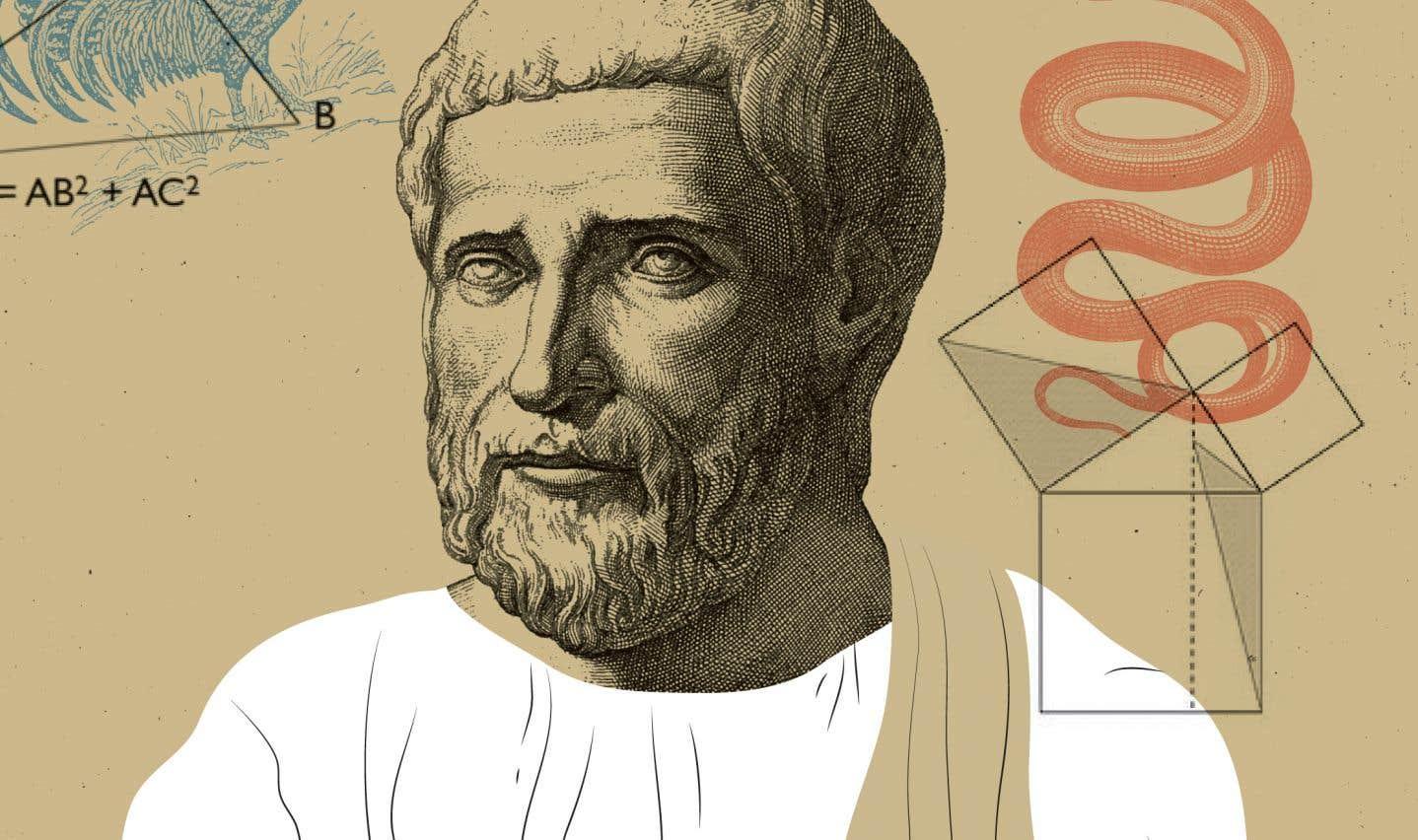 Pythagore, la source philosophique des véganes