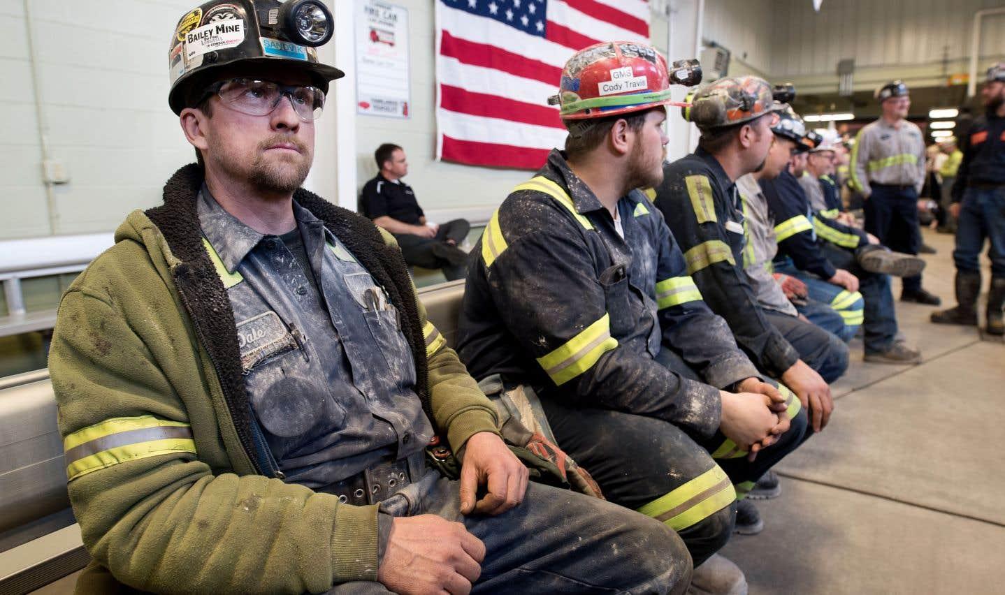 Un an après l'élection de Trump, les travailleurs de Pennsylvanie sont partagés