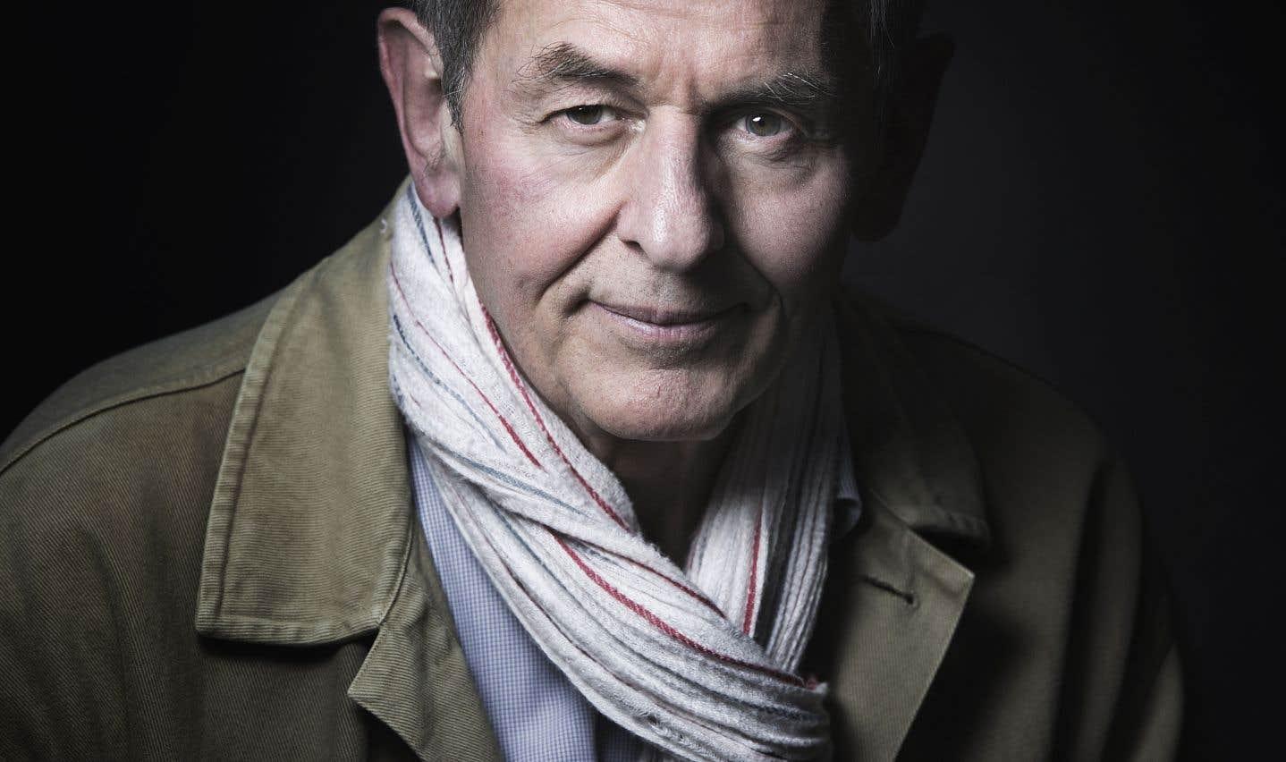 L'écrivain français Thierry Wolton, auteur du troisième et dernier tome de l'œuvre monumentale intitulée «Une histoire mondiale du communisme» (Grasset)
