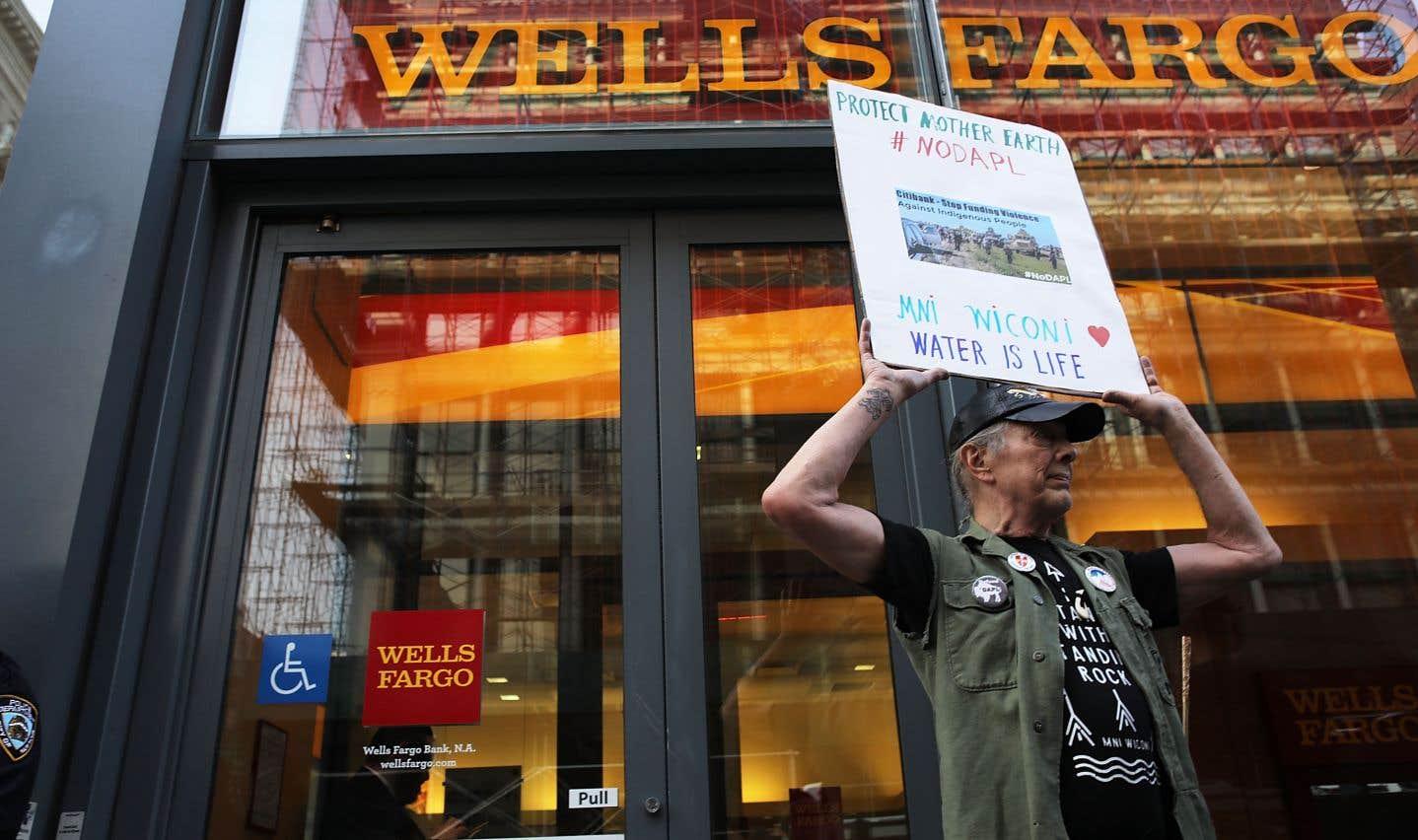 Les institutions financières devraient cesser de financer des pipelines, dit Greenpeace
