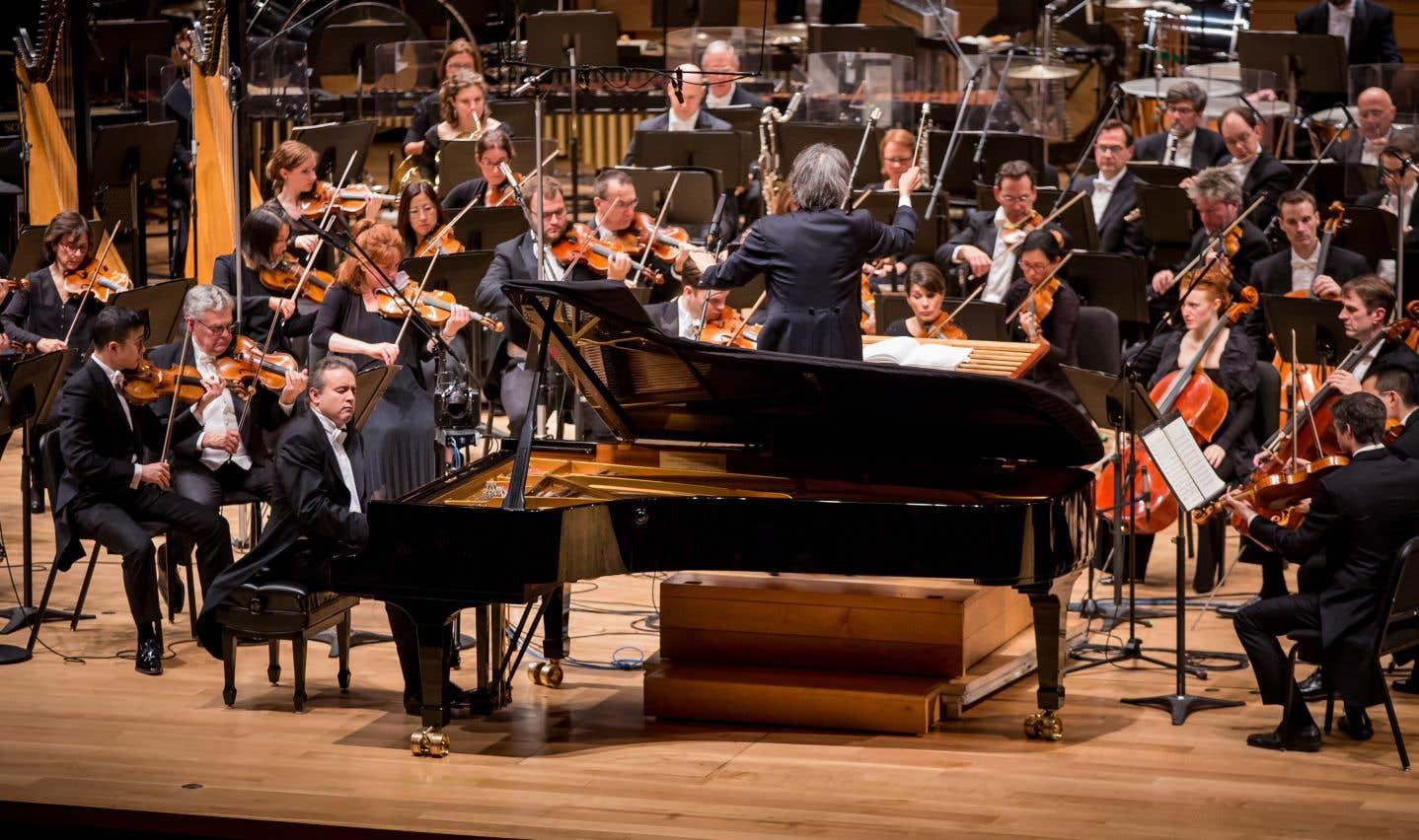 Kent Nagano dirige Rachmaninov et Adams.
