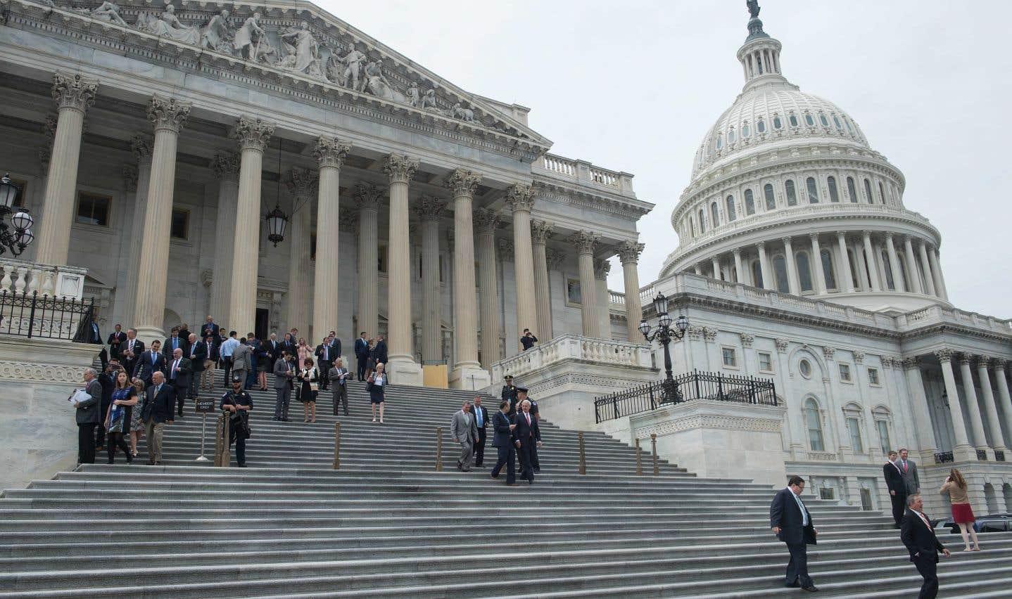 La lutte commence au Congrès américain sur la baisse des impôts