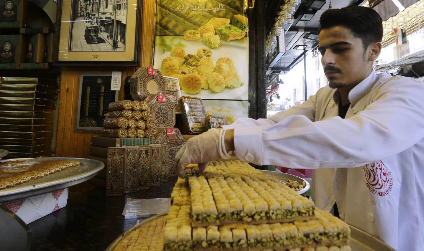 En Syrie, les pâtissiers recommencent à exporter