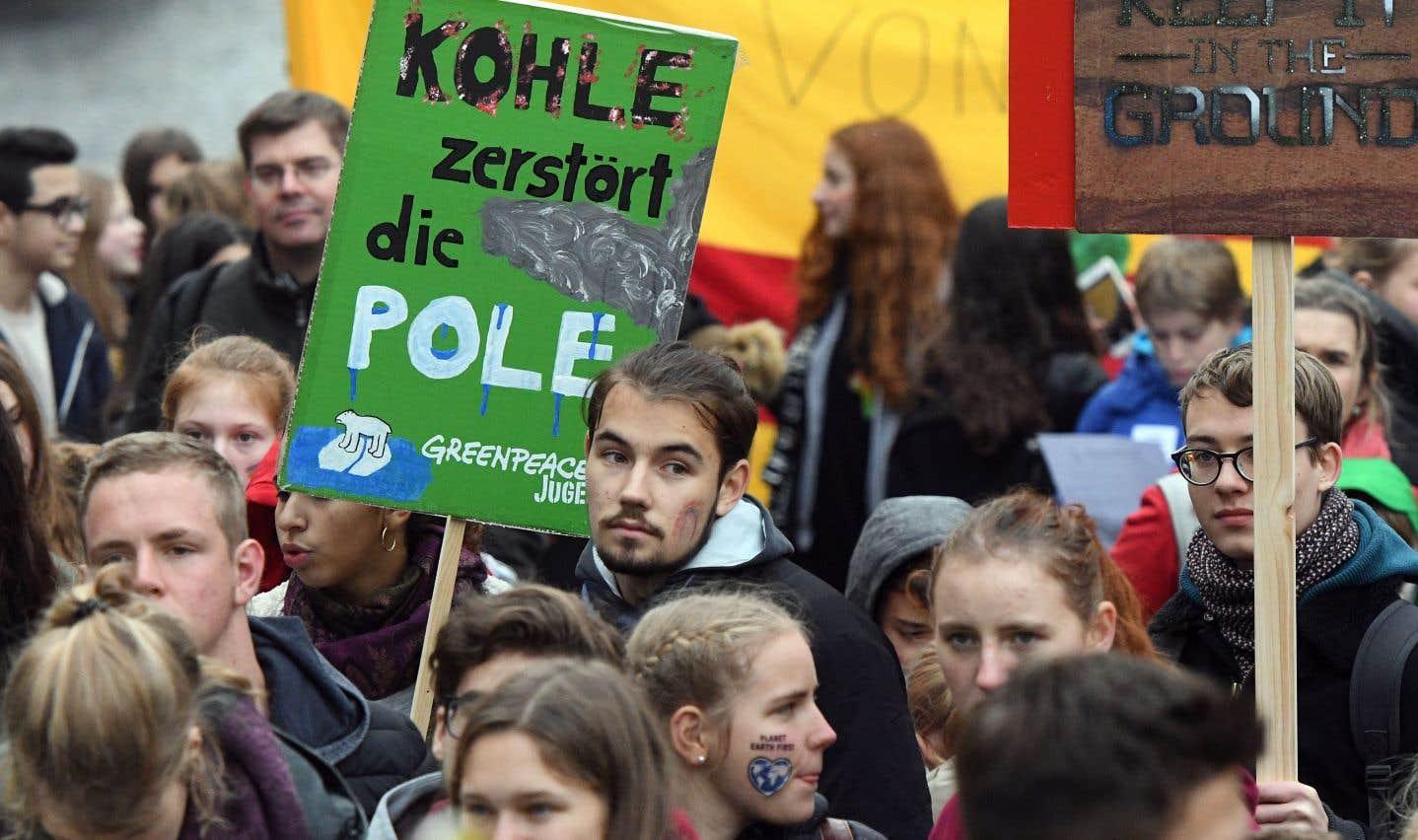 Climat: la COP23 s'ouvre aujourd'hui en Allemagne