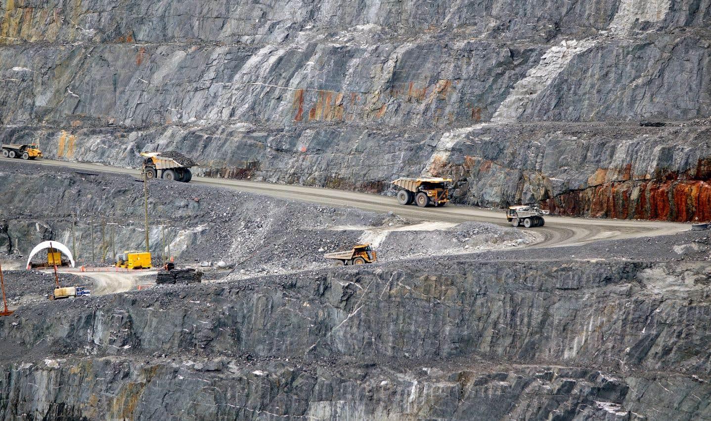 L'exploitation de la mine a entraîné des problèmes sociaux importants à Malartic