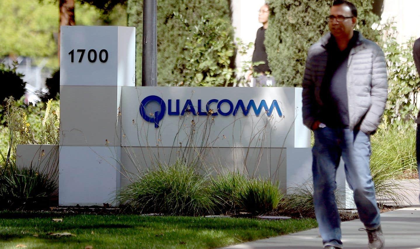Broadcom offre 130milliards pour Qualcomm