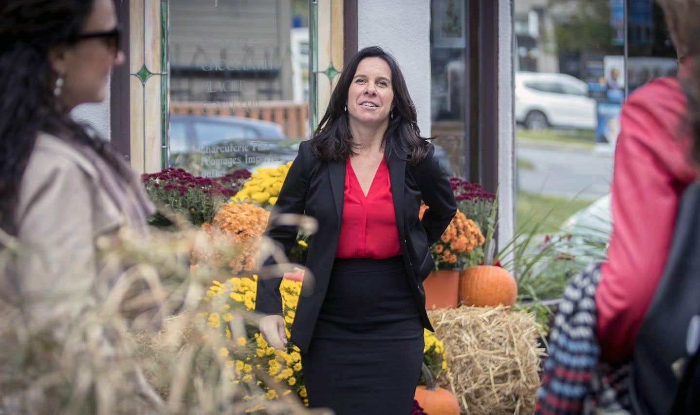 Valérie Plante continuera de voyager à vélo et en métro