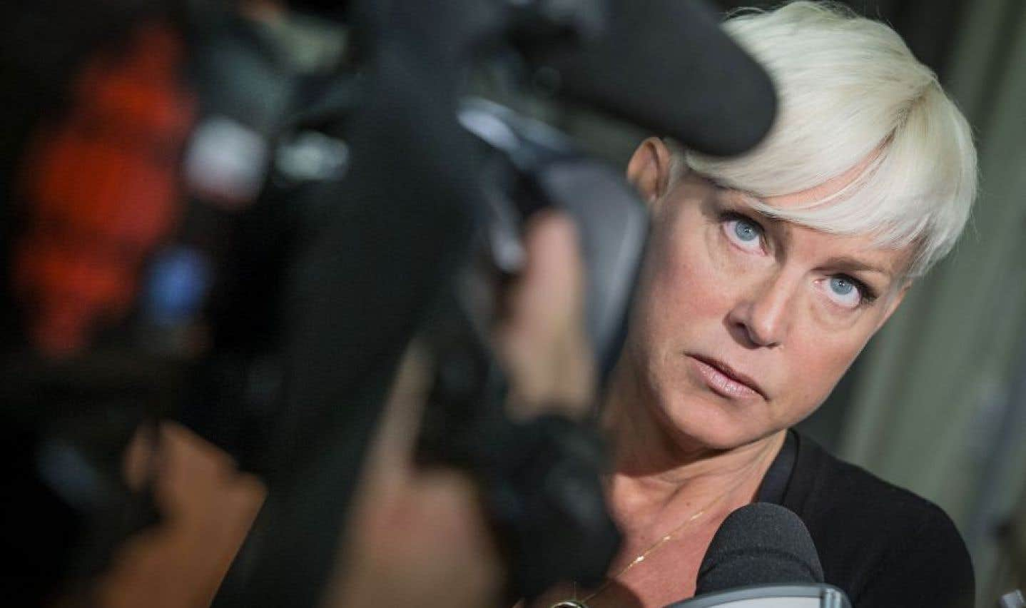 Harcèlement: Sophie Prégent critiquée pour sa défense de Sylvain Archambault