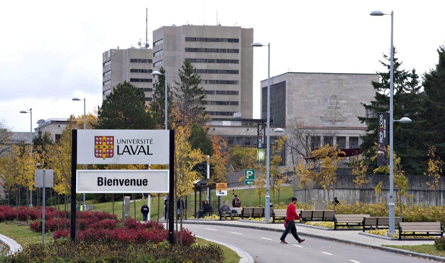 Relations avec les professeurs: l'Université Laval tempère les inquiétudes