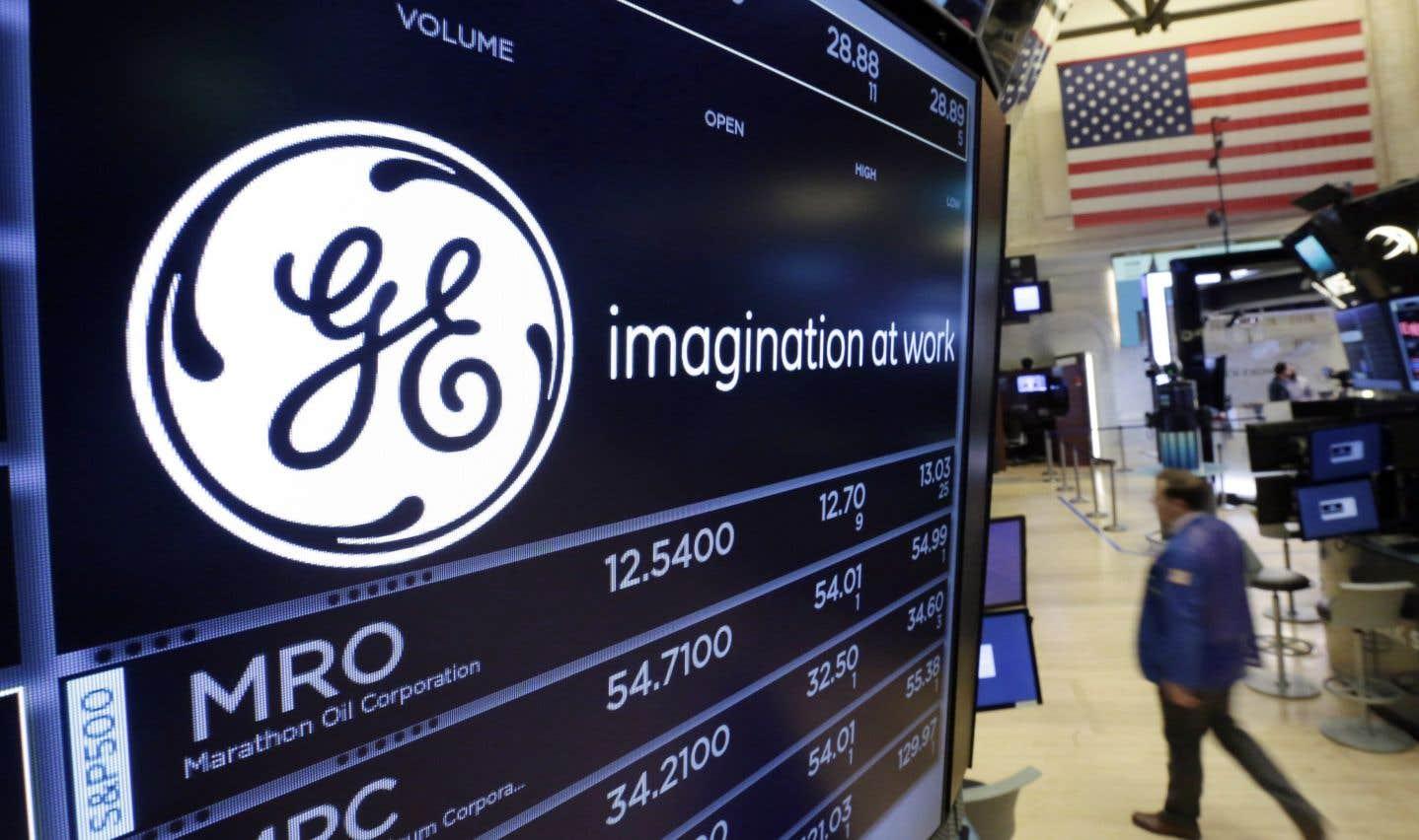 GE supprimera des milliers d'emplois