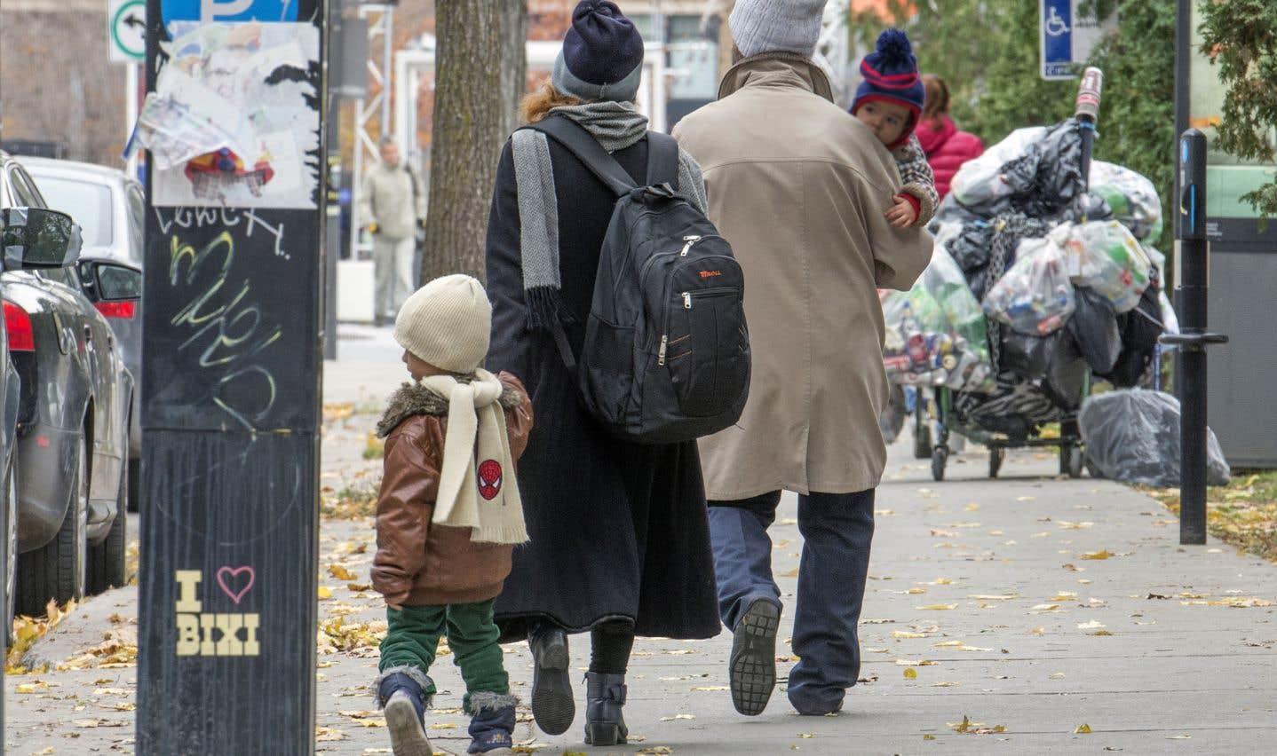 Le Québec champion de la lutte contre la pauvreté