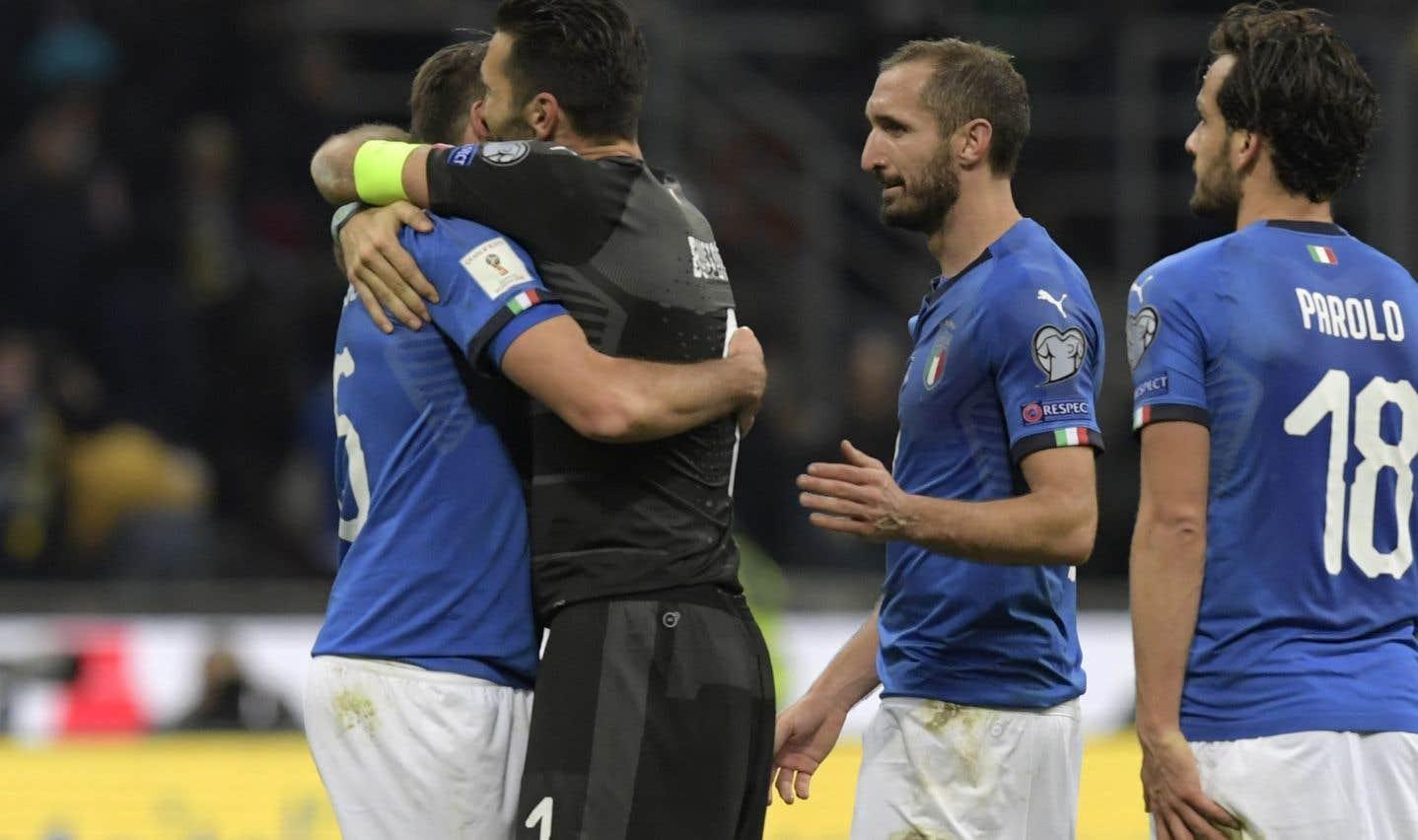 Après son exclusion du Mondial, l'Italie doit entreprendre un virage jeunesse