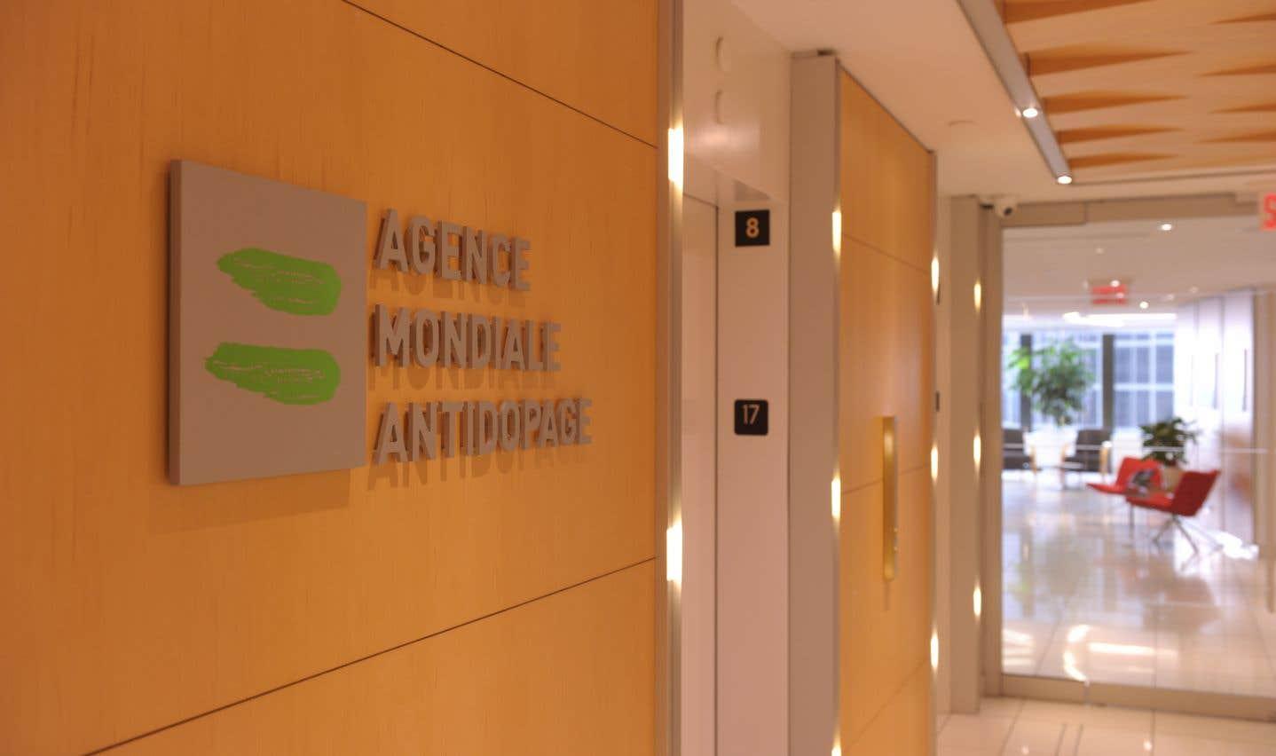 Olympisme: l'Agence mondiale antidopage restera à Montréal
