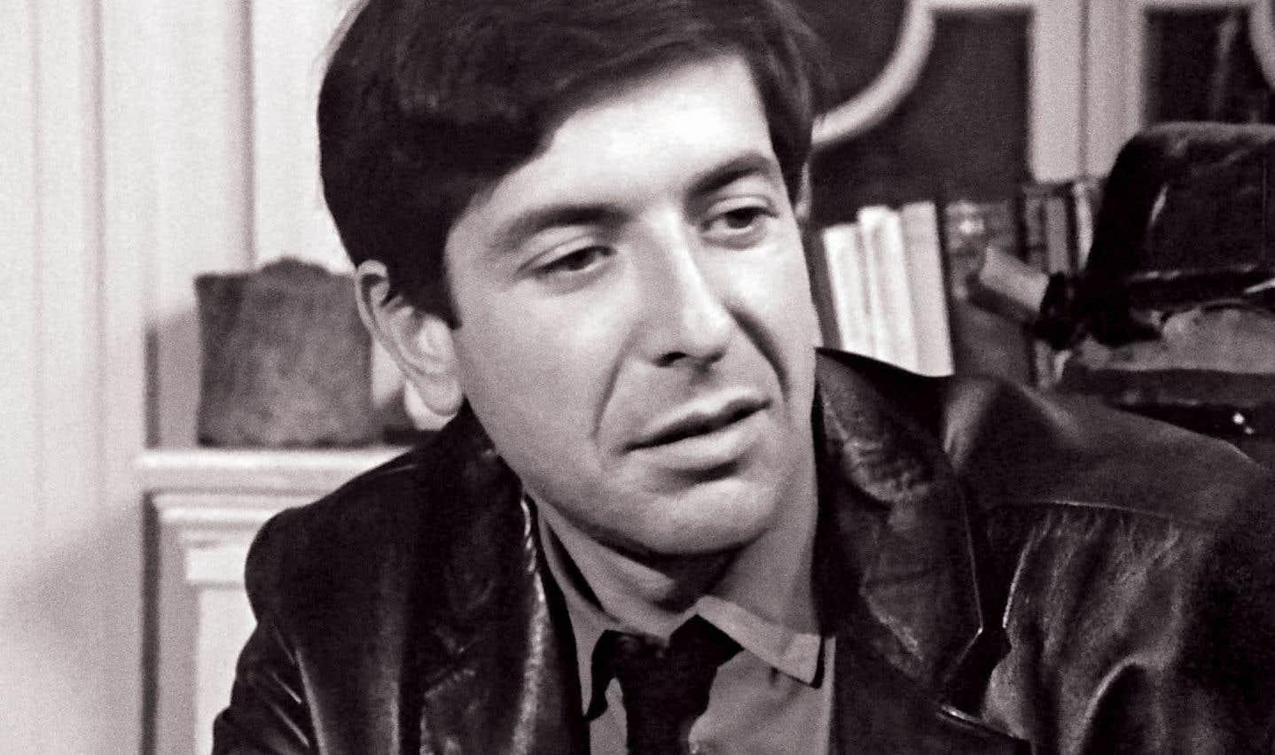 À l'intérieur d'une flamme: Leonard Cohen, un parcours complexe