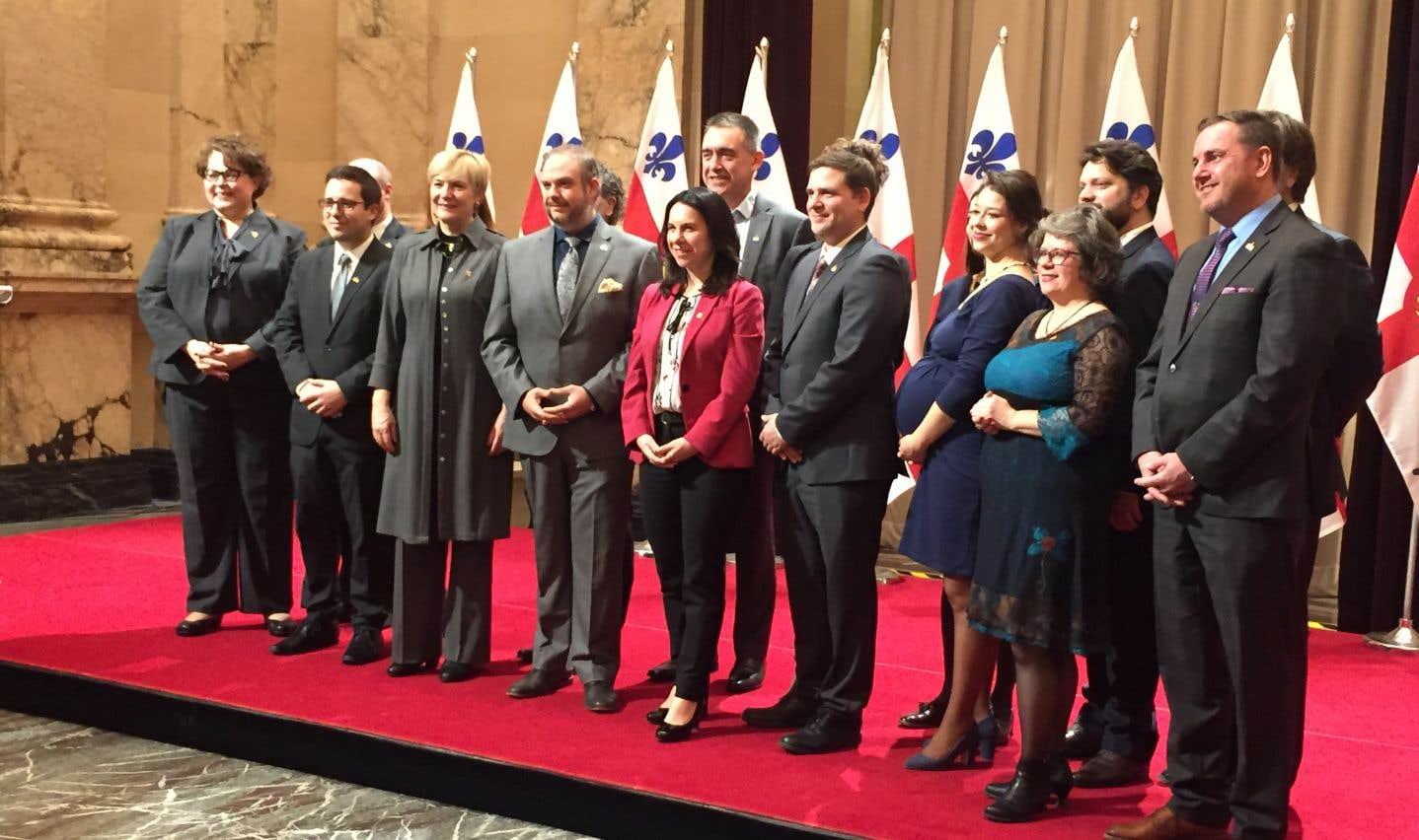La parité atteinte au comité exécutif de Montréal