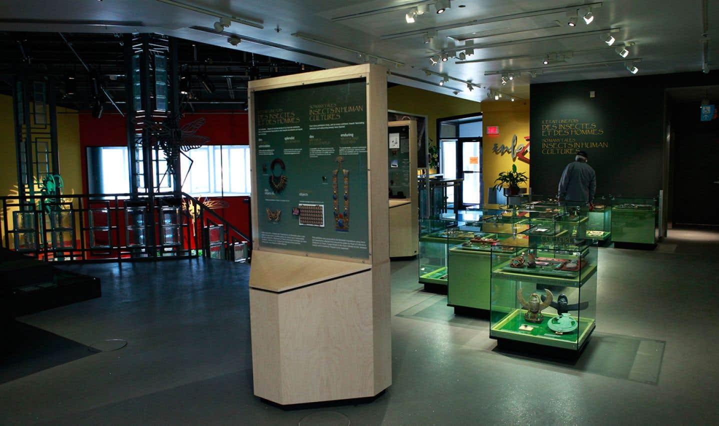 L'Insectarium de Montréal, en 2009