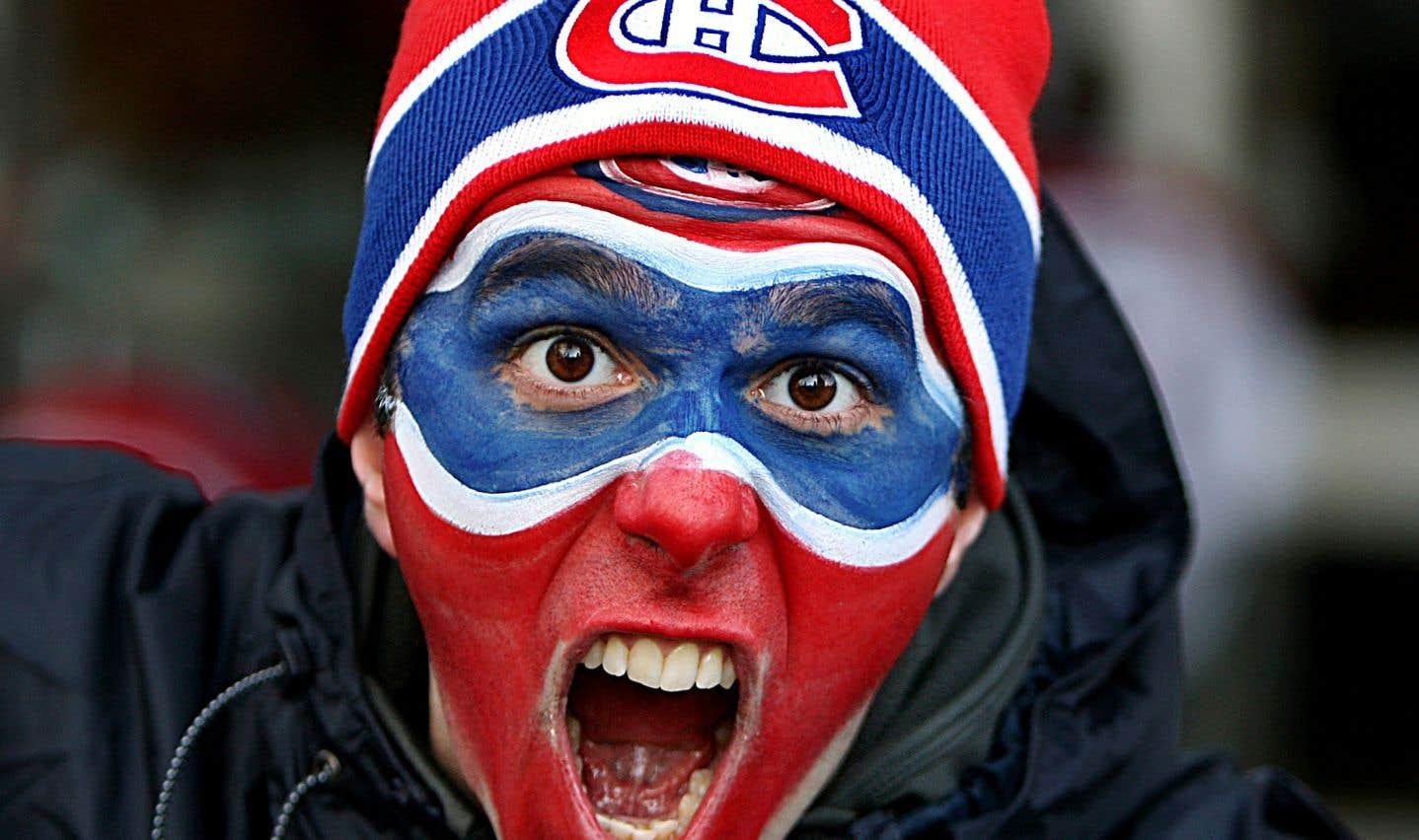 Les partisans du Canadien de Montréal ont la réputation d'être passionnés.