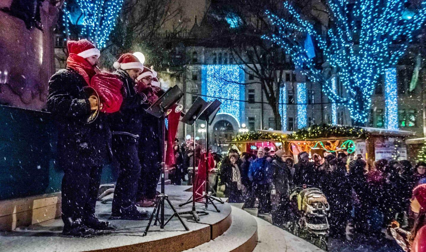 Pour le dixième anniversaire du Marché de Noël allemand de Québec, ses organisateurs ont prévu une riche programmation culturelle.