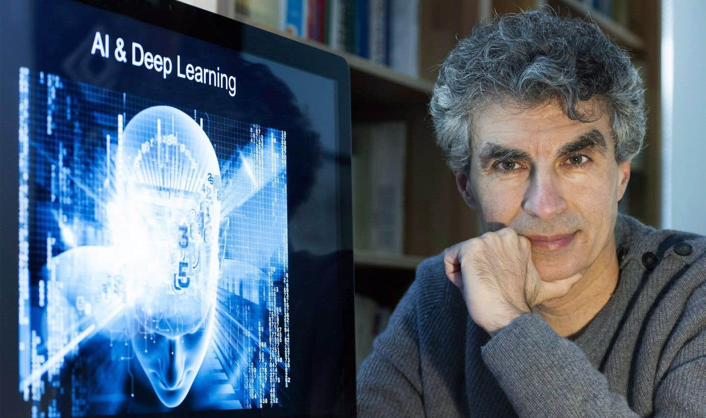Nous travaillons à la rédaction de la Déclaration de Montréal pour un développement responsable de l'intelligence artificielle, souligne le spécialiste en intelligence artificielle Yoshua Bengio.