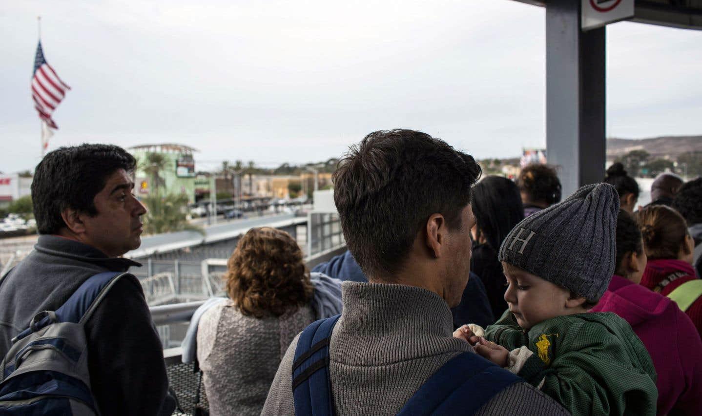 Les États-Unis se retirent d'un pacte mondial sur les migrants et les réfugiés