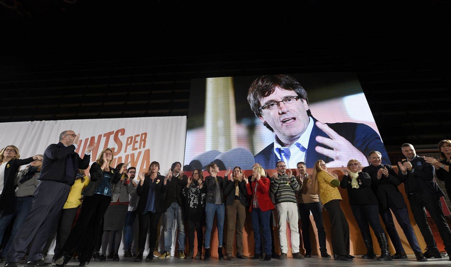 Le mandat d'arrêt européen contre Puigdemont retiré