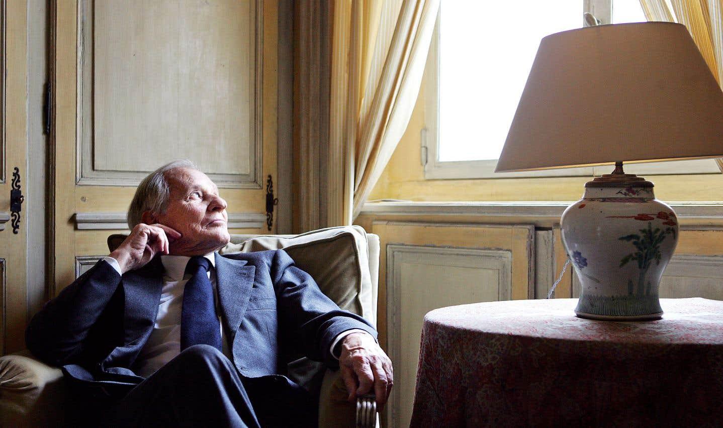 1925–2017: Jean d'Ormesson, l'immortel espiègle