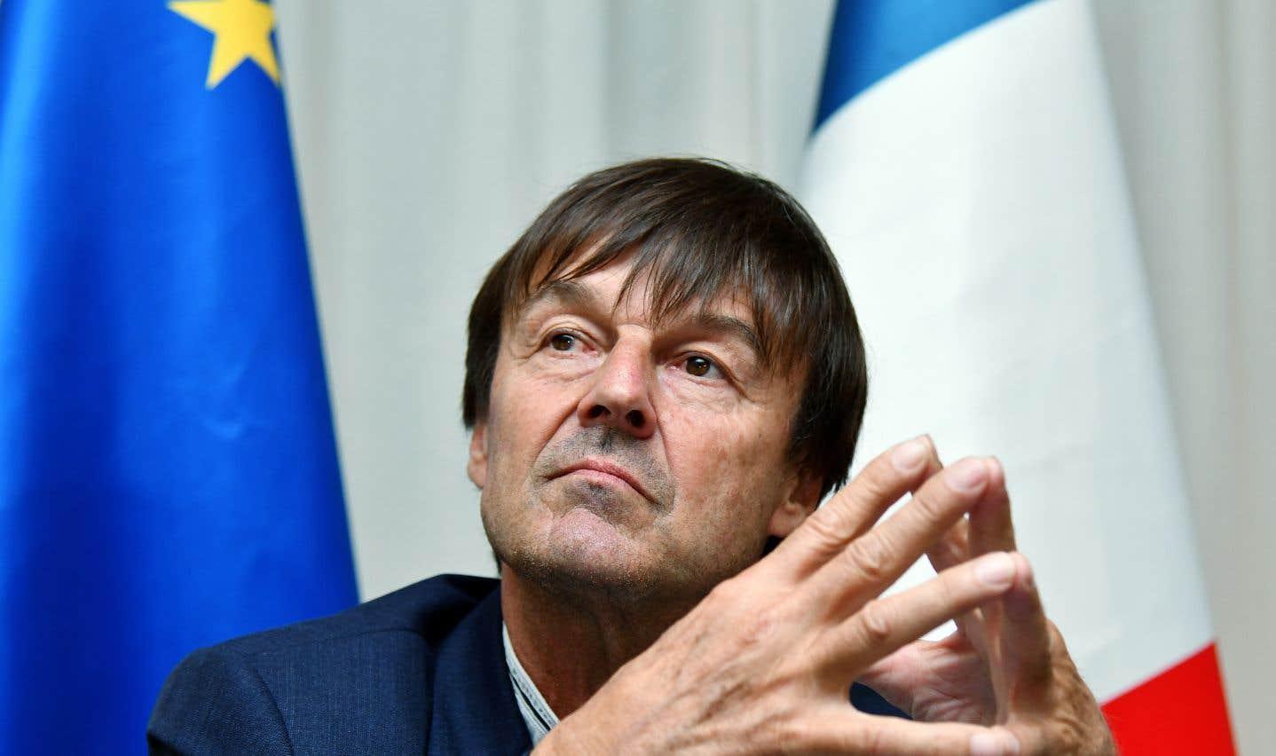 Climat: beaucoup reste à faire, prévient Nicolas Hulot