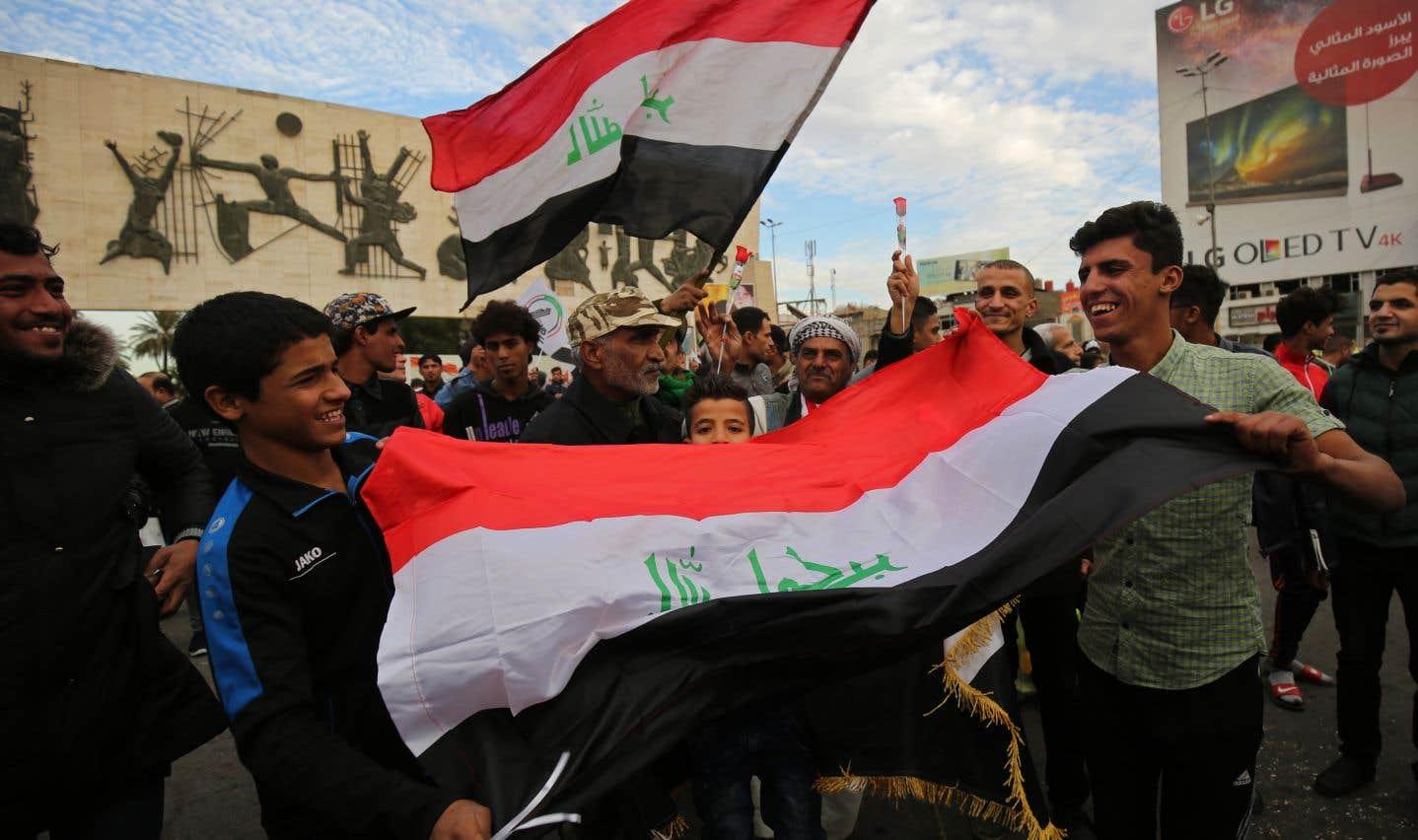 Une victoire «fragile» contre le groupe EI en Irak