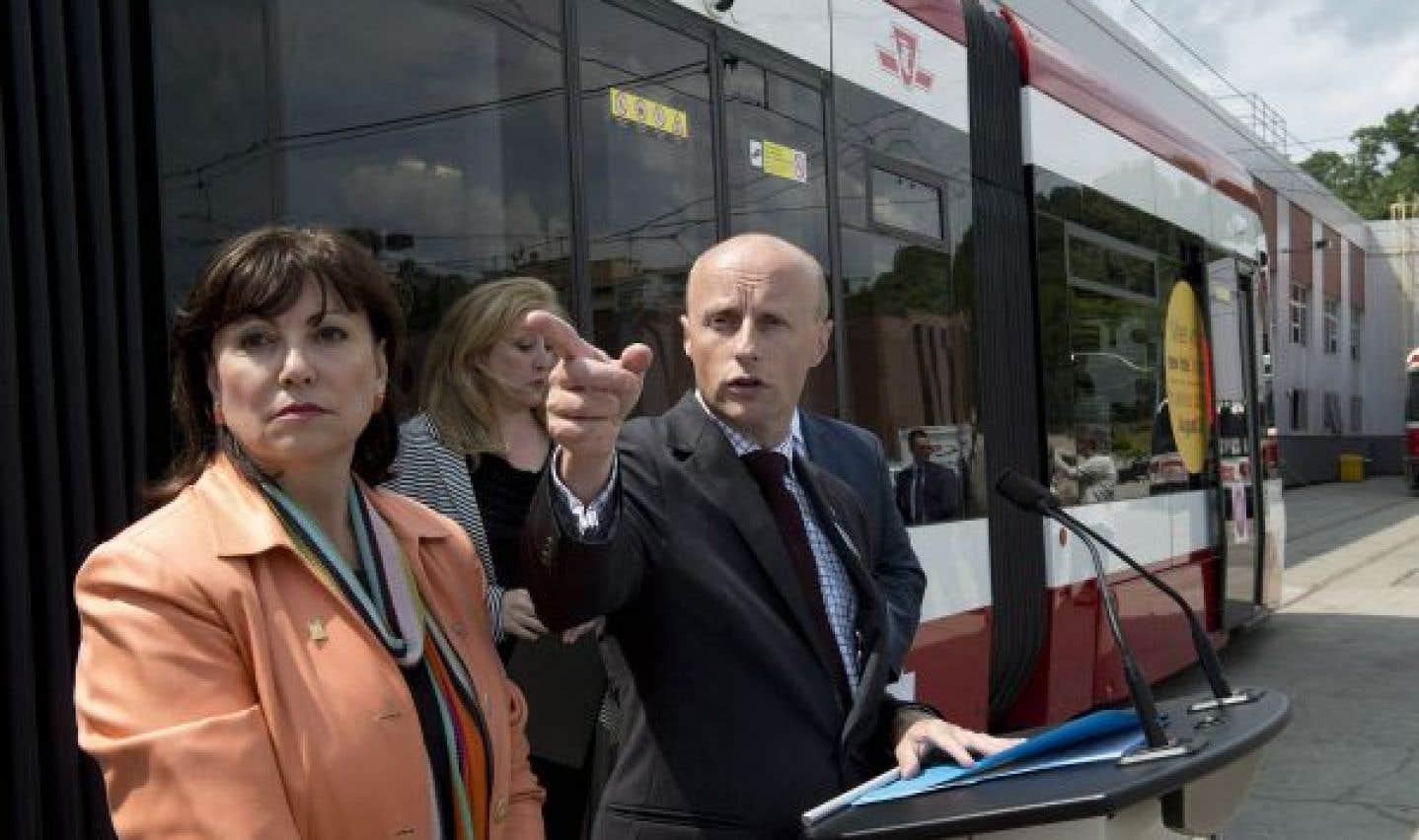 S'inspirer de Toronto pour remettre le métro de New York sur les rails