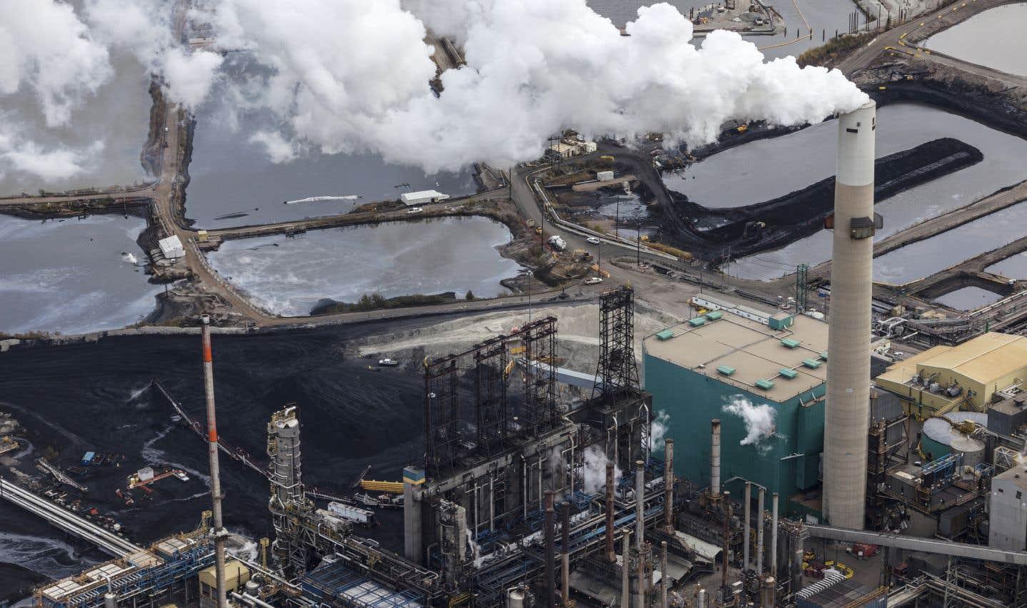 La France appelle le Canada à renoncer à exploiter ses énergies fossiles