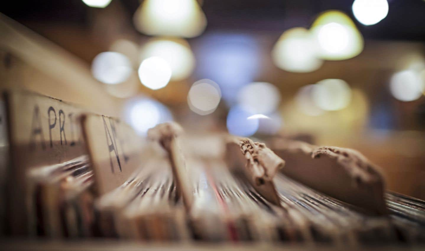 L'objet impose un certain rituel, le microsillon ravive l'art (presque) oublié de l'écoute de la musique.