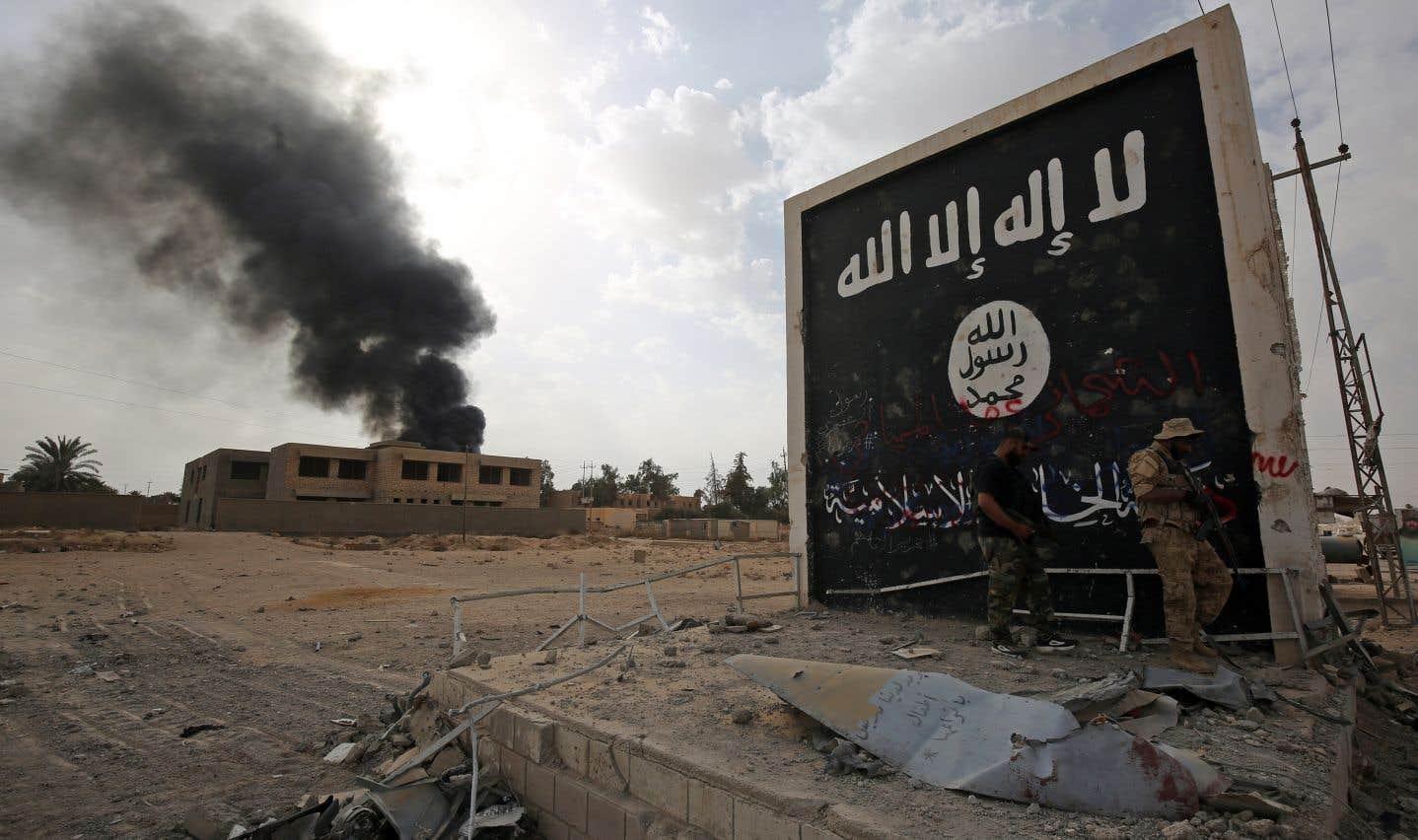 Un rapport documente l'accès aux armes du groupe EI en Syrie