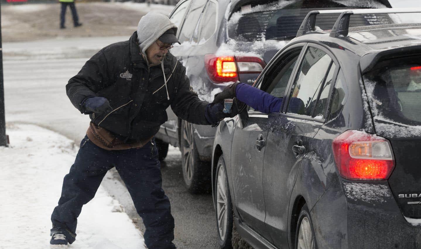 Montréal amorce sa stratégie hivernale d'aide aux personnes itinérantes