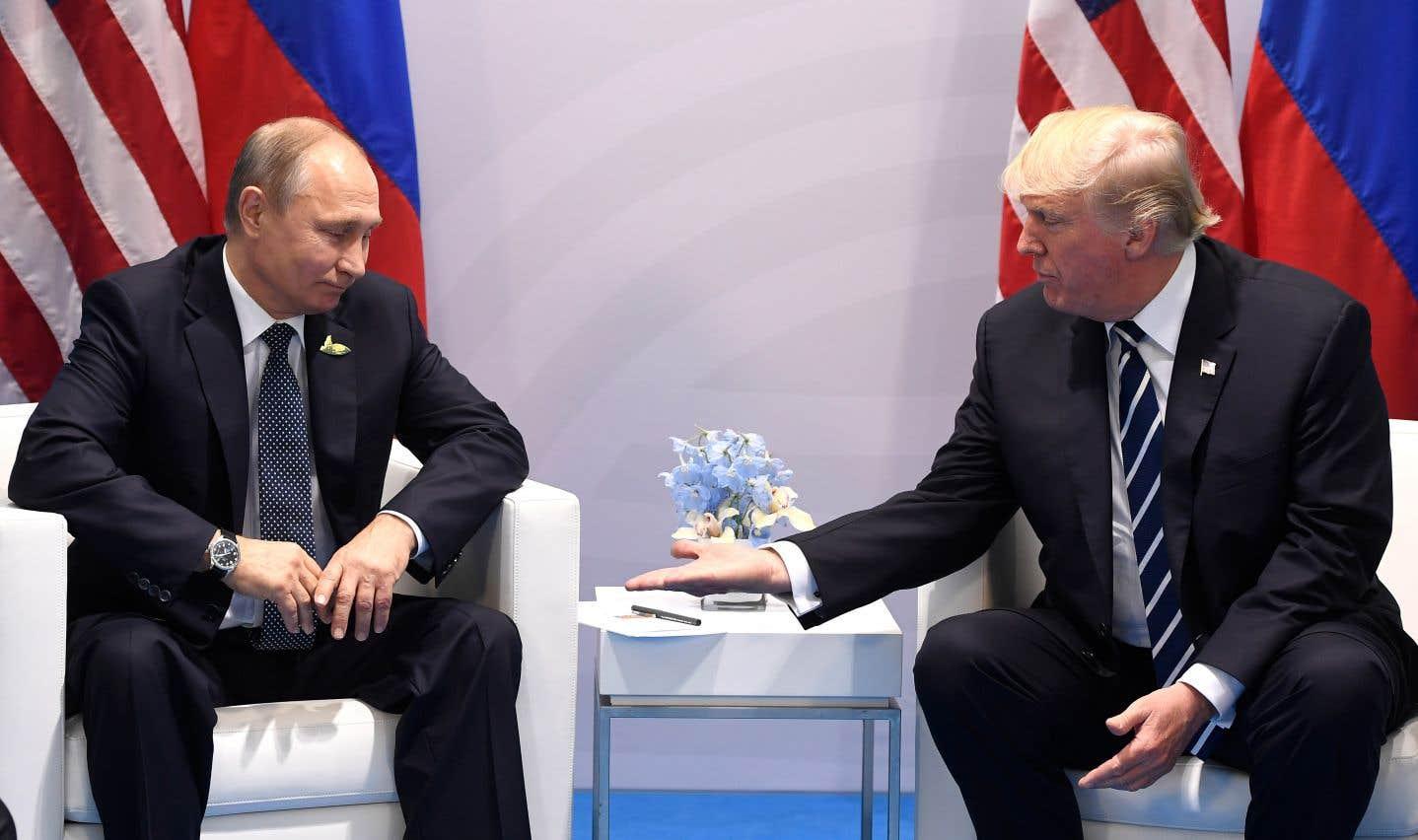 Pékin et Moscou dénoncent une «mentalité de guerre froide» et un «caractère impérialiste».