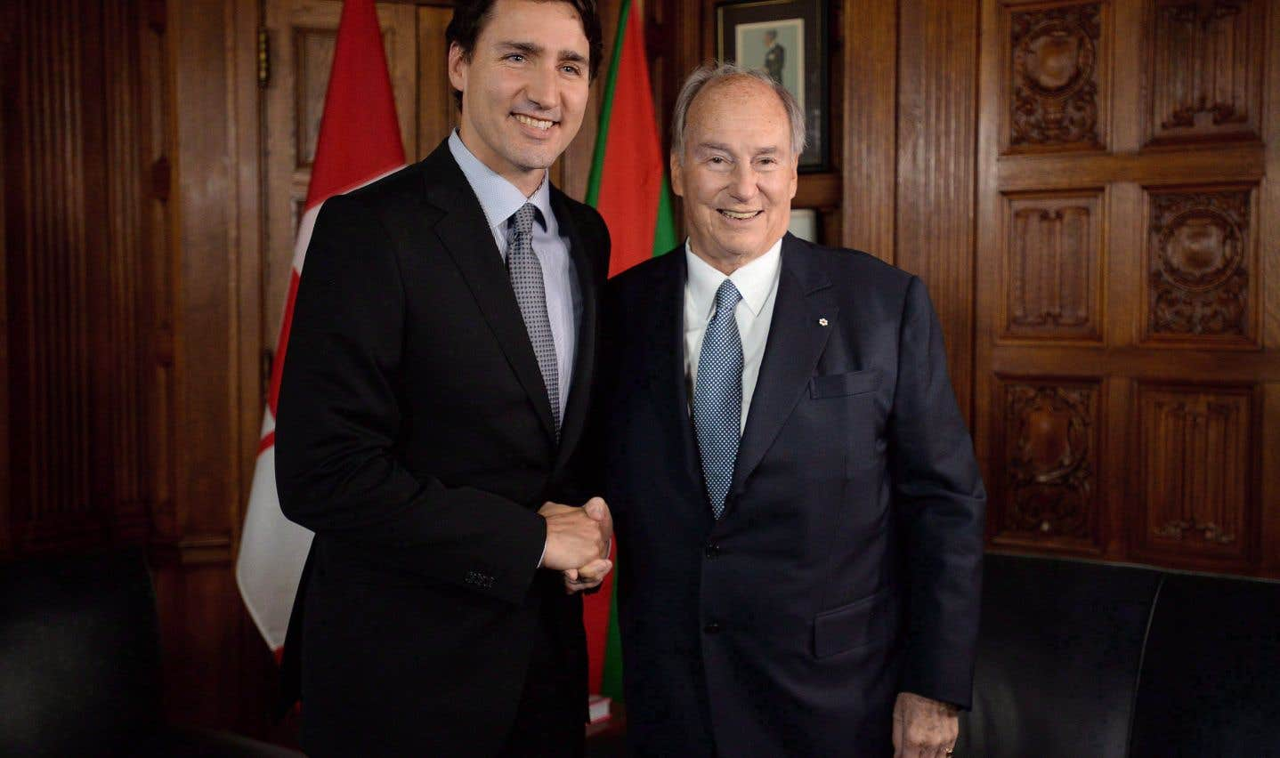 Vacances chez l'Aga Khan: Justin Trudeau était en conflit d'intérêts