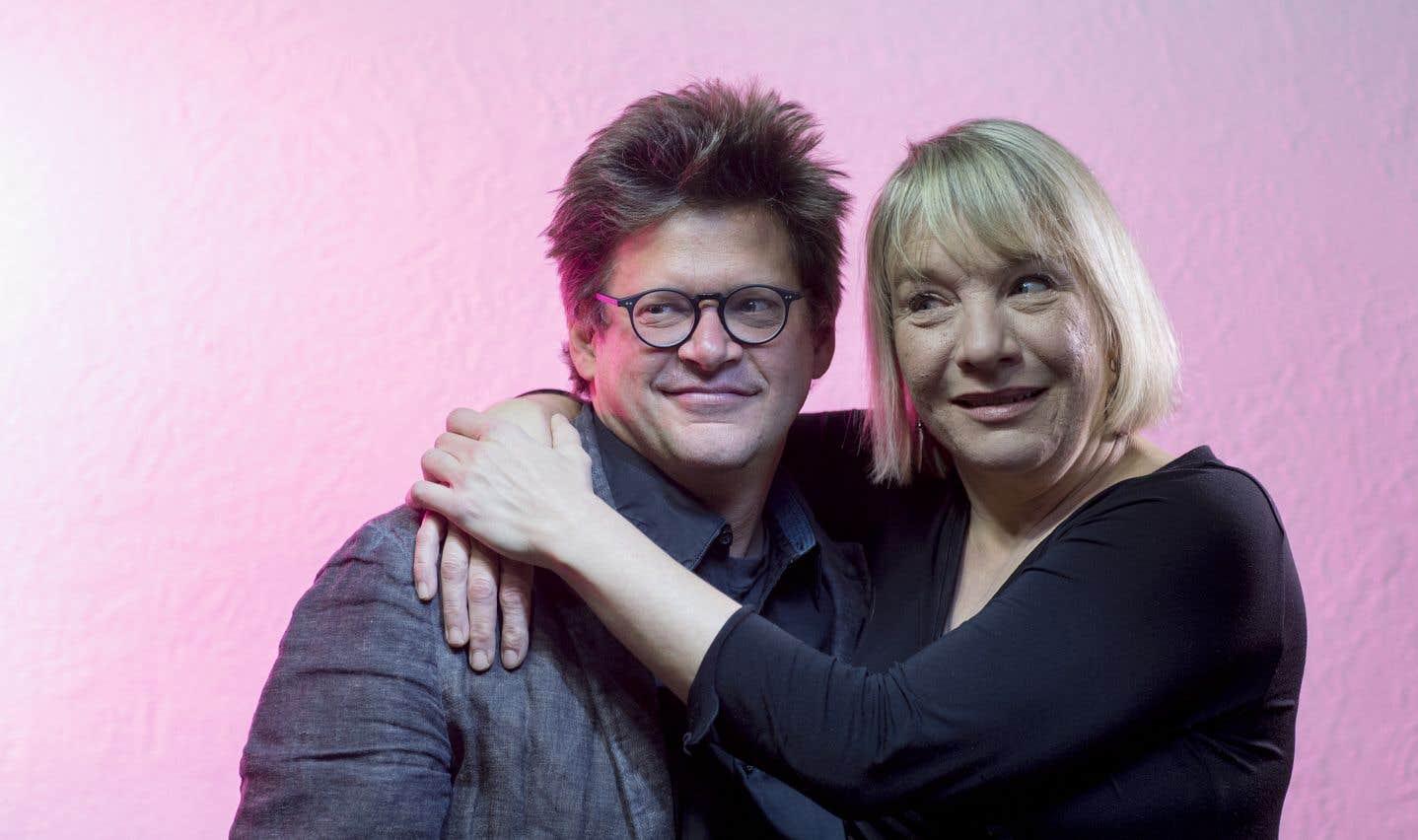 Dominic Champagne et Dominique Quesnel gardent un souvenir très fort de Cabaret neiges noires, qui demeure encore à ce jour un jalon dans leur parcours artistique.