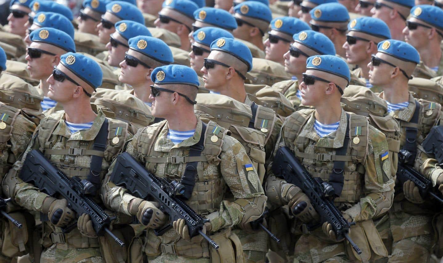 Moscou accuse Washington d'encourager «un nouveau bain de sang» en Ukraine